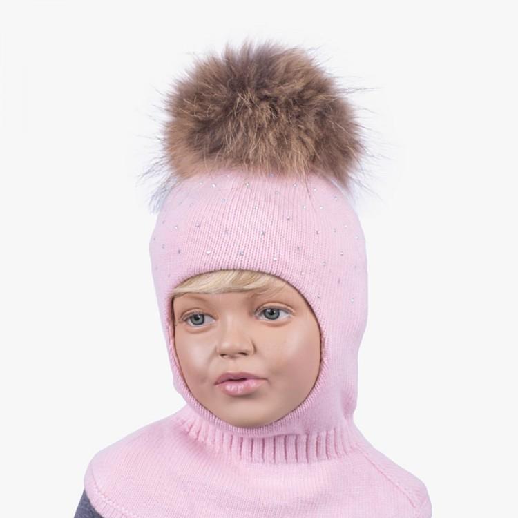 шапка шлем для девочки купить